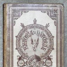 Libros antiguos: HISTORIA NATURAL - TOMO SEGUNDO (ZOOLOGÍA - I) - DOCTOR C. CLAUS - MONTANER Y SIMÓN, 1891. Lote 263182330