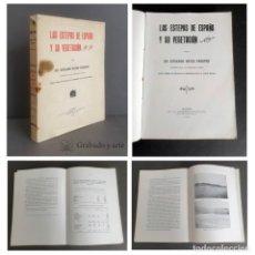 Libros antiguos: LAS ESTEPAS DE ESPAÑA Y SU VEGETACIÓN. DR. EDUARDO REYES PRÓSPER. 1915. Lote 263727330