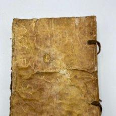 Libros antiguos: GOBIERNO HALLADO EN LAS FIERAS Y ANIMALES SILVESTRES.FERRER DE VALDECEBRO. AÑO 1658. VER FOTOS. Lote 263881035