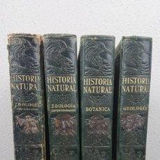 Libros antiguos: HISTORIA UNIVERSAL. VIDA DE LOS ANIMALES, DE LAS PLANTAS Y DE LA TIERRA. INSTITUTO GALLACH. Lote 264056555