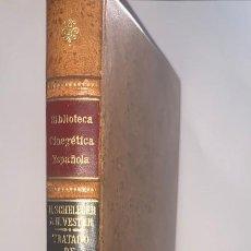 Libri antichi: TRATADO DE HALCONERÍA. BIBLIOTECA CINEGÉTICA ESPAÑOLA. H SCHELEGER/ AH VESTER. Lote 264970214