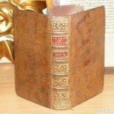 Libros antiguos: LEÇONS DE PHYSIQUE EXPÉRIMENTALE, TOMO II, 1748. NOLLET/GUERIN. 20 GRABADOS. Lote 266714493