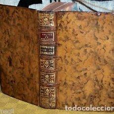 Libros antiguos: LEÇONS DE PHYSIQUE EXPERIMENTALE (TOMO III), 1783. NOLLET/DURAND/NEVEU. 19 GRABADOS. Lote 266719468