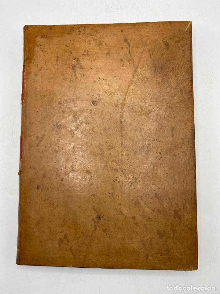 Libros antiguos: LA HISTORIA NATURAL. DR. A. E. BREHM. DEL TOMO 1 AL 7. EDITORES MONTANER Y SIMON.BARCELONA,1880-81. - Foto 32 - 269069853