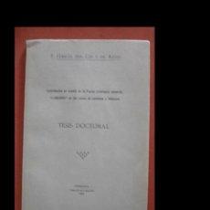"""Libros antiguos: CONTRIBUCIÓN AL ESTUDIO DE LA FAUNA ICTOLÓGICA ESPAÑOLA """"LABRIDOS"""" DE LAS COSTAS DE CATALUÑA Y BALEA. Lote 270248343"""
