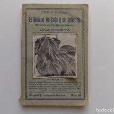 Libros antiguos: LIBRERIA GHOTICA. JESUS DE FEDERICO. EL GUSANO DE SEDA Y SU INDUSTRIA. 1930.. Lote 270638978