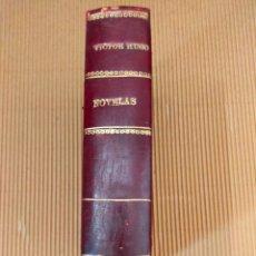 Libros antiguos: VICTOR HUGO 1835 PRIMERA EDICION BUG - JARGAL EN CASTELLANO LA PRIMERA OBRA ESCRITA. Lote 271156763