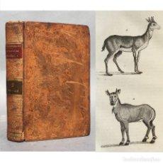 Libros antiguos: AÑO 1816 - HISTORIA NATURAL - BELLOS GRABADOS - NOUVEAU DICTIONNAIRE D'HISTOIRE NATURELLE. Lote 271543523