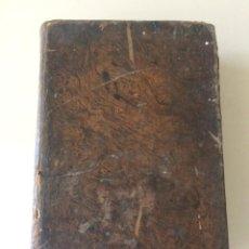 Libros antiguos: TABLAS LOGARITMICAS 1851 CALBET Y BONET. Lote 271548813