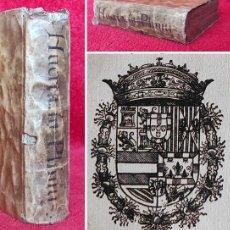 Libros antiguos: AÑO 1602 - PLINIO - EN ESPAÑOL - HISTORIA NATURAL DE LOS ANIMALES Y EL HOMBRE - MONSTRUOS - ALCALÁ. Lote 276035298