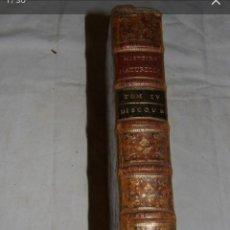 Libros antiguos: COMTE DE BUFFON. HISTOIRE NATURELLE GÉNÉRALE ET PARTICULIÈRE. TOMO IV. 1776_. Lote 276726388