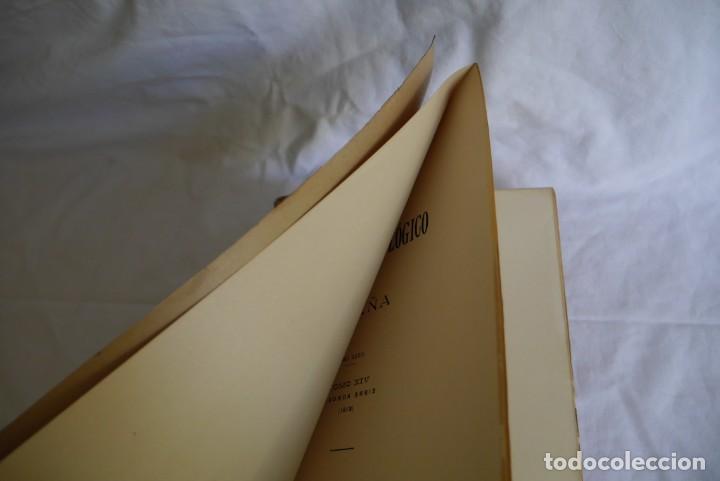 Libros antiguos: Boletín del Instituto Geológico de España Intonso Tomo XIV 1914 - Foto 6 - 277622158
