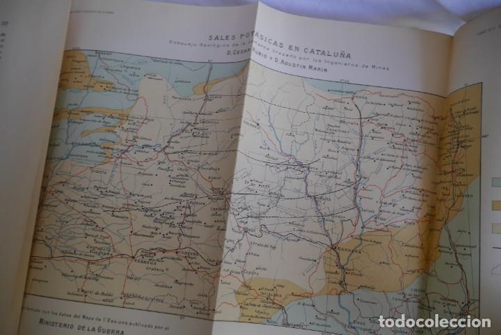 Libros antiguos: Boletín del Instituto Geológico de España Intonso Tomo XIV 1914 - Foto 14 - 277622158