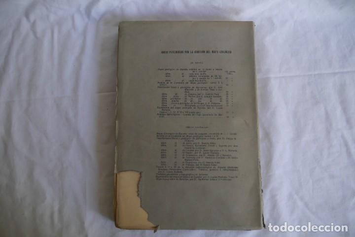 Libros antiguos: Boletín del Instituto Geológico de España Intonso Tomo XI 1912 - Foto 2 - 277622478