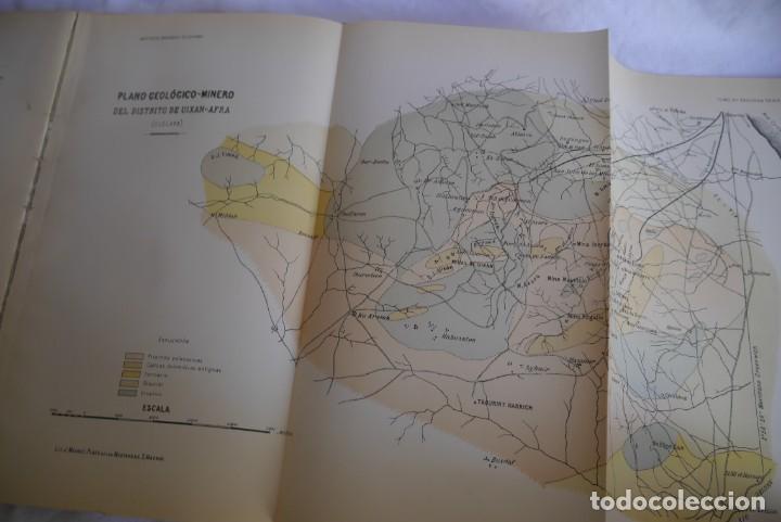 Libros antiguos: Boletín del Instituto Geológico de España Intonso Tomo XI 1912 - Foto 9 - 277622478