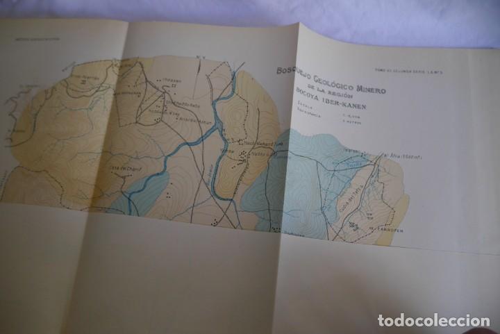Libros antiguos: Boletín del Instituto Geológico de España Intonso Tomo XI 1912 - Foto 10 - 277622478