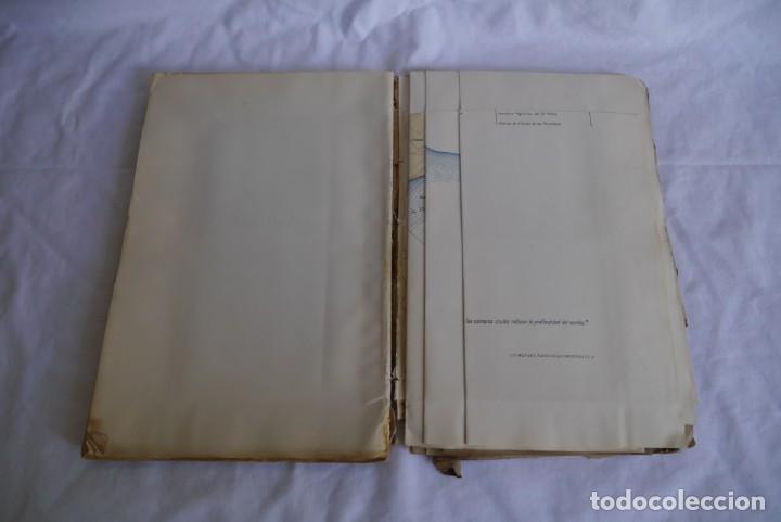 Libros antiguos: Boletín de la Comisión del Mapa Geológico de España, intonso,Tomo XXX Cuaderno 2 1910 - Foto 9 - 277622823