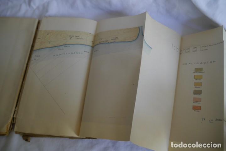 Libros antiguos: Boletín de la Comisión del Mapa Geológico de España, intonso,Tomo XXX Cuaderno 2 1910 - Foto 10 - 277622823