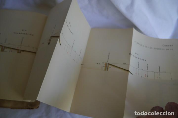 Libros antiguos: Boletín de la Comisión del Mapa Geológico de España, intonso,Tomo XXX Cuaderno 2 1910 - Foto 11 - 277622823