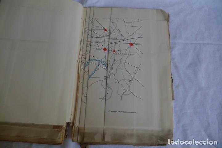 Libros antiguos: Boletín de la Comisión del Mapa Geológico de España, intonso,Tomo XXX Cuaderno 2 1910 - Foto 13 - 277622823