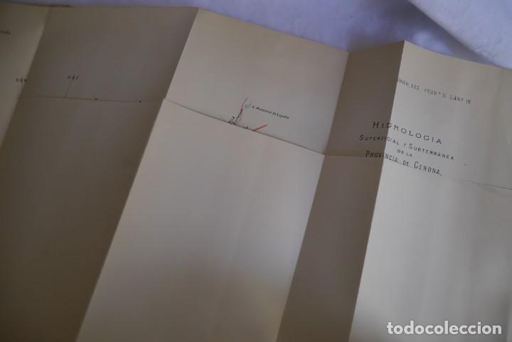 Libros antiguos: Boletín de la Comisión del Mapa Geológico de España, intonso,Tomo XXX Cuaderno 2 1910 - Foto 15 - 277622823