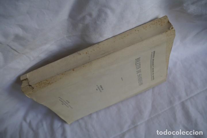 Libros antiguos: Boletín de Sondeos, Instituto Geológico y Minero de España, 1932, Tomo III - Foto 3 - 277623213