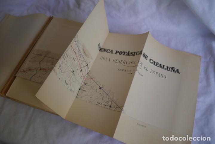 Libros antiguos: Boletín de Sondeos, Instituto Geológico y Minero de España, 1932, Tomo III - Foto 8 - 277623213