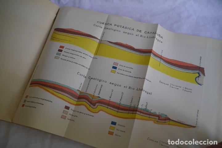 Libros antiguos: Boletín de Sondeos, Instituto Geológico y Minero de España, 1932, Tomo III - Foto 9 - 277623213