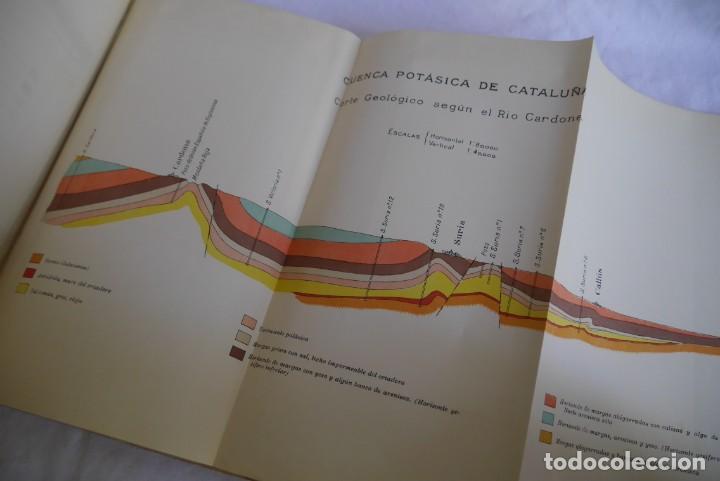 Libros antiguos: Boletín de Sondeos, Instituto Geológico y Minero de España, 1932, Tomo III - Foto 10 - 277623213