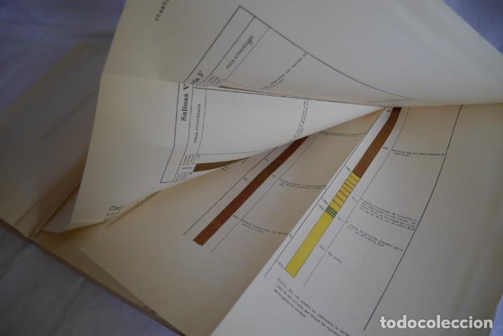 Libros antiguos: Boletín de Sondeos, Instituto Geológico y Minero de España, 1932, Tomo III - Foto 14 - 277623213