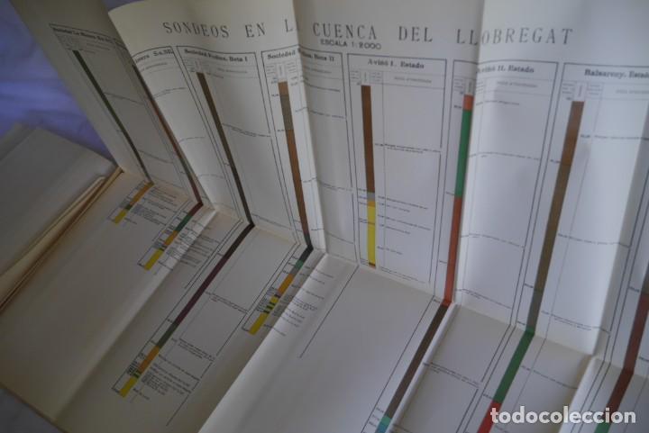 Libros antiguos: Boletín de Sondeos, Instituto Geológico y Minero de España, 1932, Tomo III - Foto 16 - 277623213