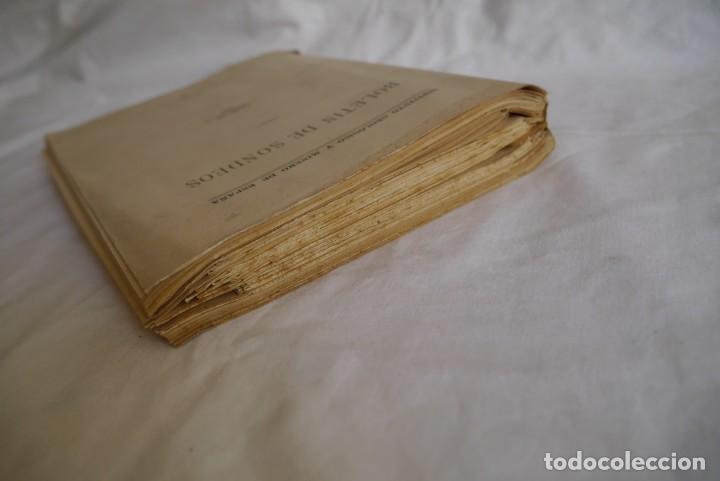 Libros antiguos: Boletín de Sondeos, Instituto Geológico y Minero de España, 1932, Tomo III - Foto 18 - 277623213