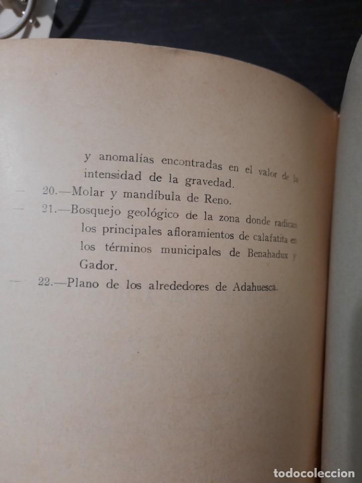 Libros antiguos: Boletín del Instituto Geológico de España Intonso Tomo XI 1912 - Foto 18 - 277622478