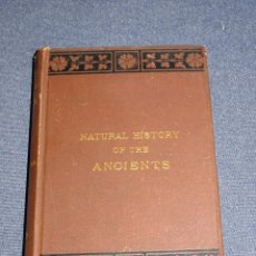 Libros antiguos: (MF) W. HOUGHTON - GLEANINGS FROM THE NATURAL HISTORY OF THE ANCIENTS, ILLUSTRATED, HISTORIA NATURAL. Lote 278344943