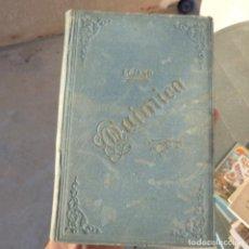 Libros antiguos: ELEMENTOS DE QUIMICA 1890 , D. EDUARDO LOZANO Y PONCE DE LEON , 1ERA EDICION .. Lote 280151508