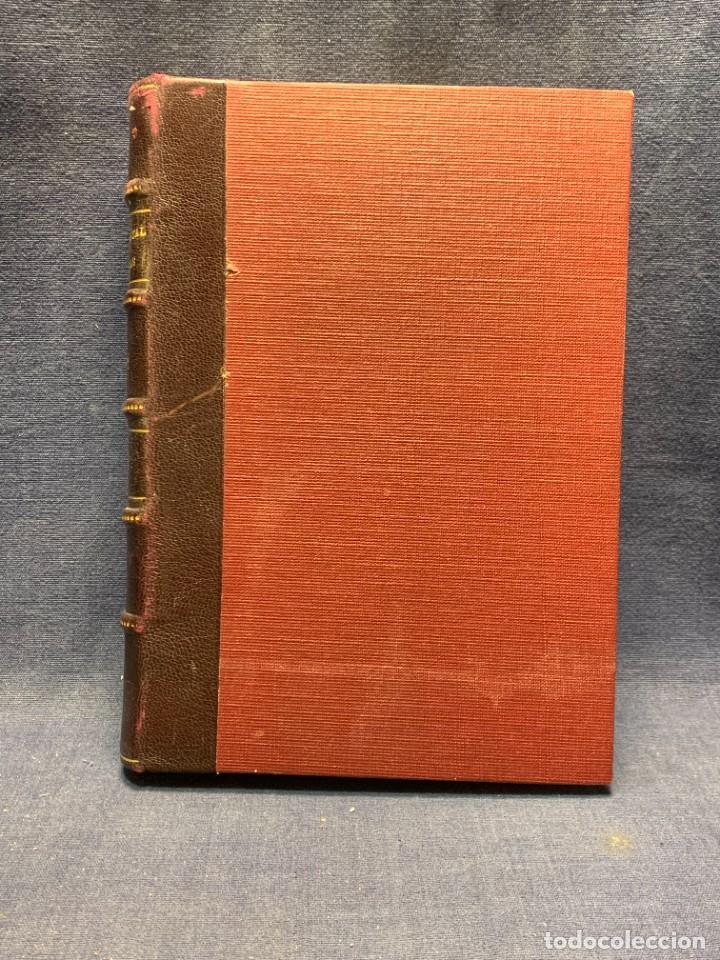 Libros antiguos: LIBRO GENEROS PLANTAS LEÑOSAS DE FILIPINAS SEBASTIAN VIDAL Y SOLER 1883 FIRMADO 22X16CMS - Foto 16 - 281035433
