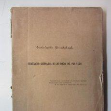 Libros antiguos: EUSKALERRIKO PERRECHIKUAK. TELESFORO ARANZADI. ED. ROMO Y FÜSSEL 1897.. Lote 283058313