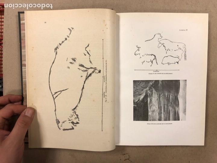 Libros antiguos: EXPLORACIÓN DE LA CAVERNA DE SANTIMAMIÑE. TELESFORO DE ARANZADI, J.M. BARANDIARAN Y ENRIQUE DE EGURE - Foto 8 - 285289668