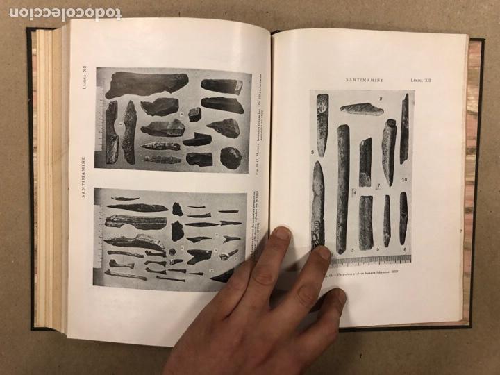 Libros antiguos: EXPLORACIÓN DE LA CAVERNA DE SANTIMAMIÑE. TELESFORO DE ARANZADI, J.M. BARANDIARAN Y ENRIQUE DE EGURE - Foto 15 - 285289668