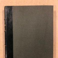 Libros antiguos: EXPLORACIÓN DE LA CAVERNA DE SANTIMAMIÑE. TELESFORO DE ARANZADI, J.M. BARANDIARAN Y ENRIQUE DE EGURE. Lote 285289668