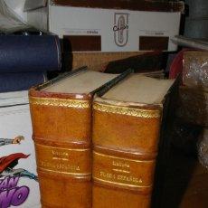 Libros antiguos: COMPENDIO DE LA FLORA ESPAÑOLA BOTANICA DESCRIPTIVA BLAS LAZARO E IBIZA 1906 SUCESORES HERNANDO. Lote 287042483