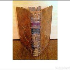 Libros antiguos: AÑO 1785. DICCIONARIO MINERALÓGICO E HIDRÁULICO. RARÍSIMO. SIGLO XVIII.. Lote 287072158