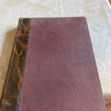Libros antiguos: LIBRO EL ESPACIO Y EL TIEMPO. Lote 288338348