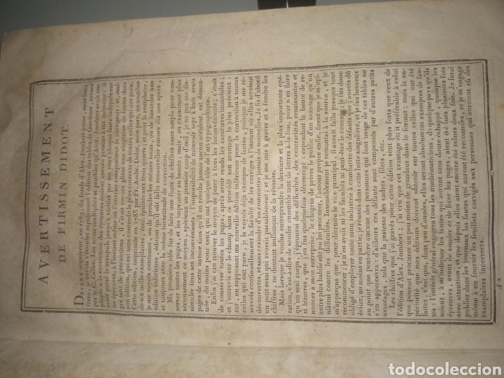 """Libros antiguos: Libro antiguo y raro de Logaritmos """"Tables Portatives de Logarithmes"""" 1829 - Foto 6 - 288385083"""