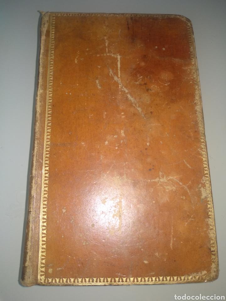 """LIBRO ANTIGUO Y RARO DE LOGARITMOS """"TABLES PORTATIVES DE LOGARITHMES"""" 1829 (Libros Antiguos, Raros y Curiosos - Ciencias, Manuales y Oficios - Física, Química y Matemáticas)"""