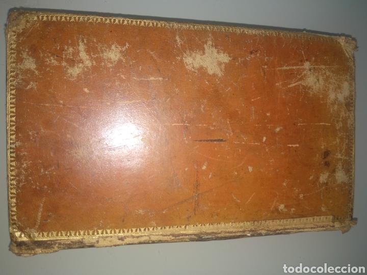 """Libros antiguos: Libro antiguo y raro de Logaritmos """"Tables Portatives de Logarithmes"""" 1829 - Foto 4 - 288385083"""