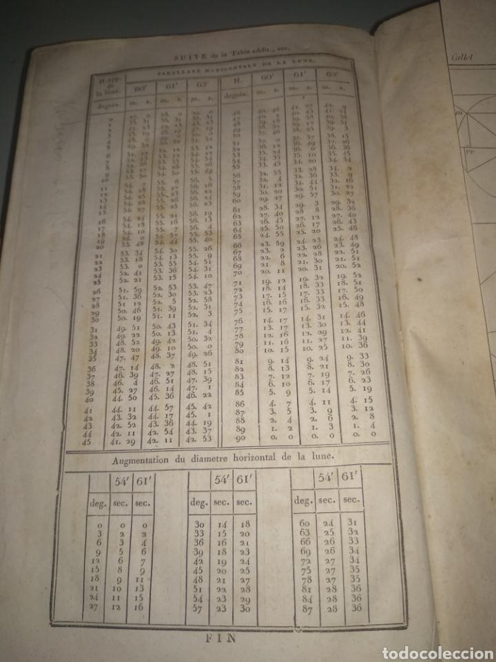"""Libros antiguos: Libro antiguo y raro de Logaritmos """"Tables Portatives de Logarithmes"""" 1829 - Foto 9 - 288385083"""