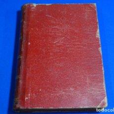 Libros antiguos: GEOMETRÍA ANALÍTICA. SANTIAGO MUNDI GIRO. 1883. 438 PAG.. Lote 288559933
