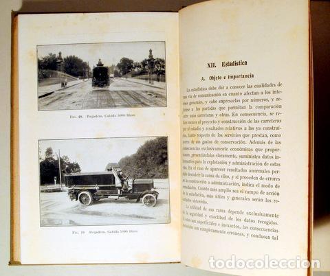 Libros antiguos: EUTING, W. - TRAZADO Y CONSTRUCCIÓN DE CARRETERAS - Barcelona 1928 - Ilustrado - Foto 2 - 289298773