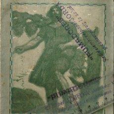 Libros antiguos: 1917 CALENDARI DEL PAGÉS 1918 UNA VISITA A L´INSTITUT AGRÍCOLA CATALÀ DE SANT ISIDRO... ETC.. Lote 289451758